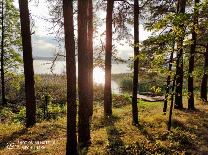 Jezioro Przymorze.