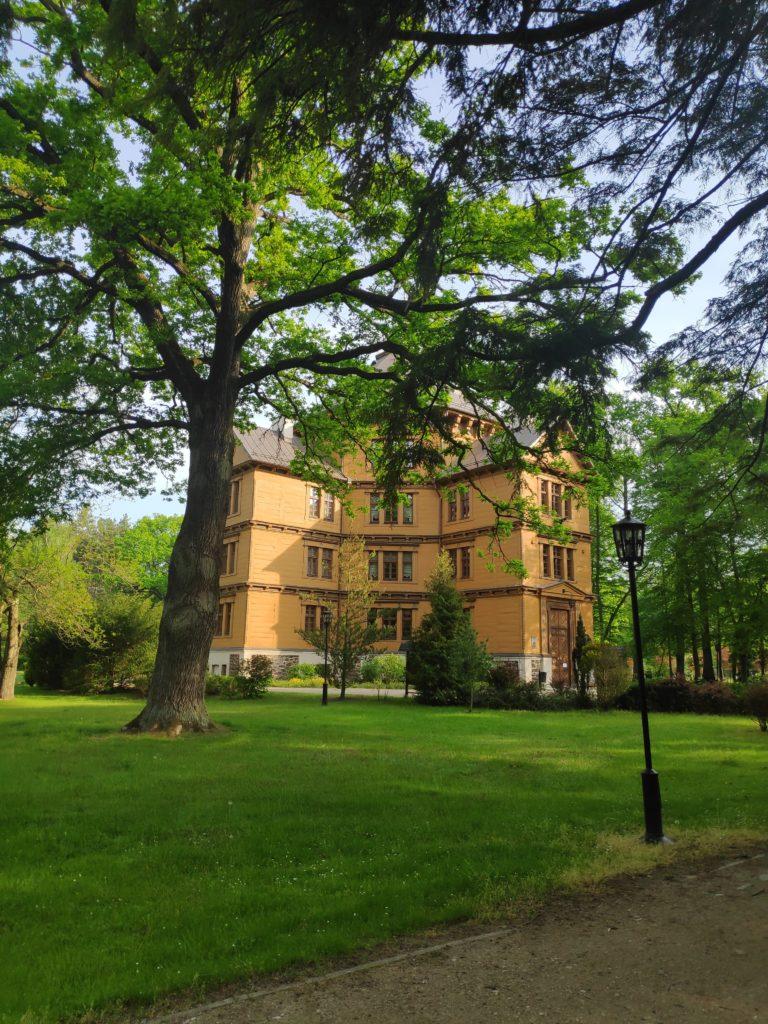Pałac wAntoninie.