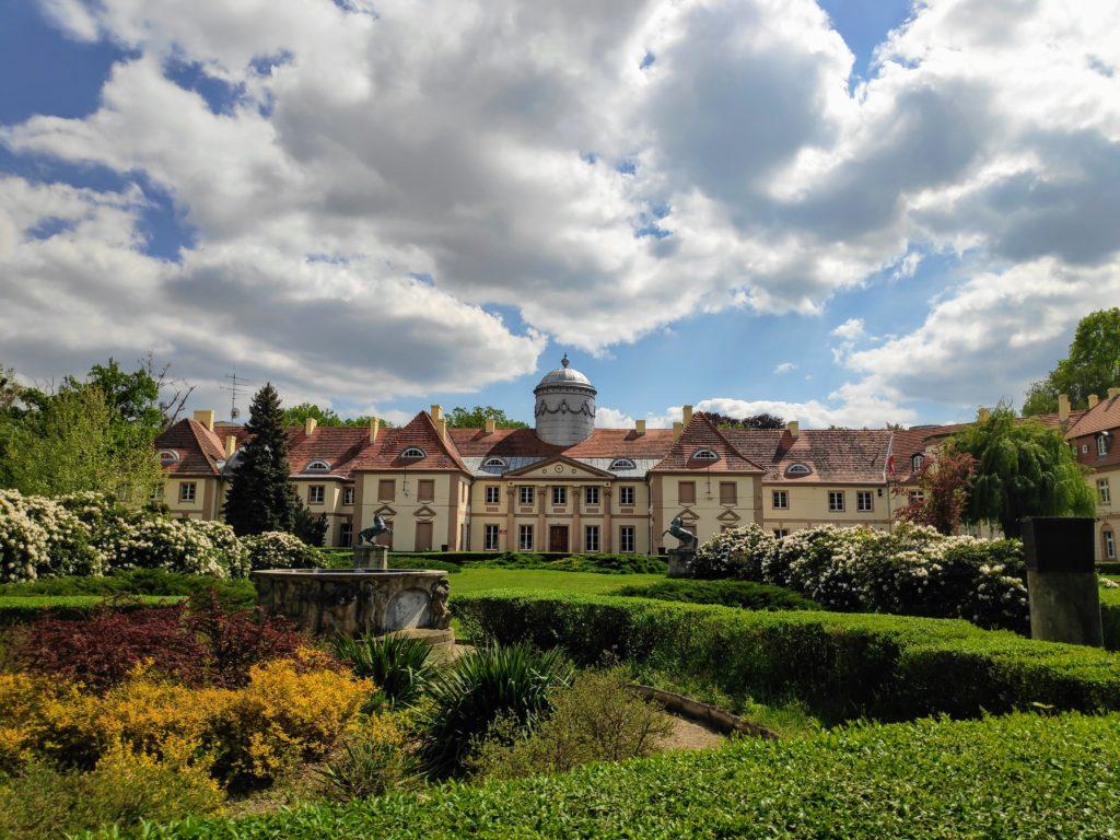 Rydzyna zamek Leszczyńskich.