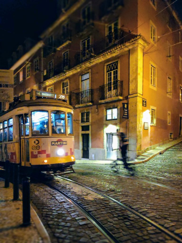Słynny tramwaj 28
