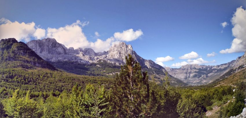 Alpy albańskie – góry przeklęte
